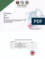 contoh sertifikat pendidikan