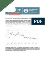 Coffee Market Report