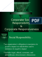 2[1].CORPORATE SOCIAL RESPONSIBILITY & CORPORATE RESPONSIVENESS.ppt