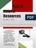 depletion of natural resources- ethan t  finished