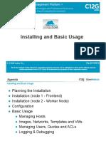 01 Introduction 02 Installingandbasicusage 131001060311 Phpapp02