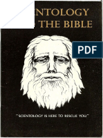 Scientology and the Bible 1967 Booklet