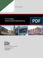 RKG Associates (RKG) is developing a Strategic Economic Development Plan (SEDP) for the City of Chamblee for 2016–2025