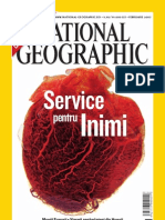 Alex Gavan National Geographic februarie 2007