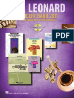Promo Band Orchestra Cb Popular 2011