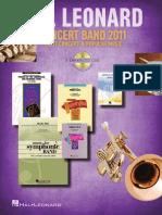 Promo Band Orchestra Cb Popular 2011