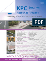 UKROI-KPC Kerb and Gully Range Small