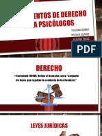 Fundamentos de derecho para psicologos (1).pptx