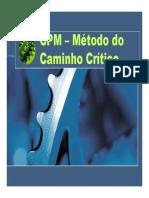 Cpm - Método Do Caminho Crítico - 4