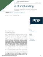 Principles of Shiphandling_ Basic Propeller Types
