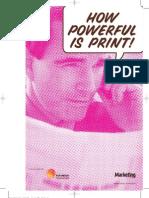 Power of print