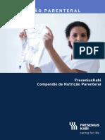 Nutricao Parenteral Compendium 04 2014