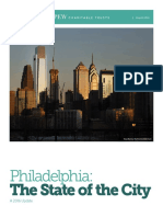 Philadelphia the State of the City 2016