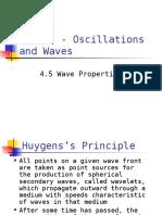 4.5 Wave Properties
