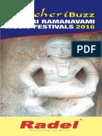 Sri Ramanavami Music Festival Music Guide 2016