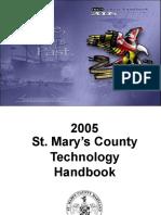 2005 Technology Handbook