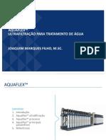 Aquaflex Ultrafiltração Para Tratamento de Água