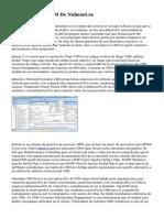 CRM. Software CRM De Nubenet.es