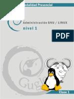 Guía Linux - Clase 1 - Conceptos Teóricos