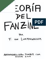 Teoria Del Fanzine