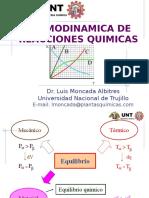 Termodinamica de Reacciones Quimicas