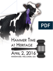 Sale Catalog - Hammer Time at Heritage