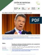 Boletin de noticias KLR 1ABR2016