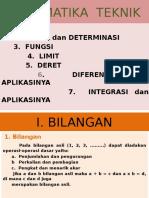 1 BILANGAN