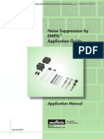 rfi - Noise Suppression by EMIFIL
