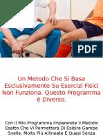 Osteotomia Ginocchio Varo, Ginocchio Varo Intervento, Esercizi Per Gambe Storte.pptx