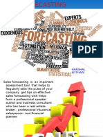 Pharma Sales Forecasting