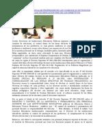 Control de Asistencia de Profesores en Los Colegios No Es Funcion Del Auxiliar de Educacion Sino de Los Directivos