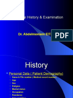 Urological History & Examination.ppt