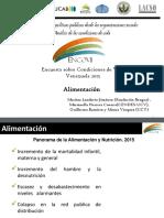 Encuesta de ENCOVI-Alimentacion 2015