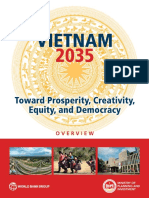 Viet Nam 2035 - Toward Prosperity, Creativity, Equility, and Democracy