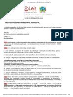 Lei Complementar 67 2011 de São José Dos Pinhais PR
