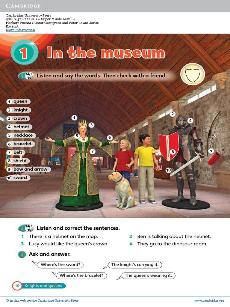 Super Minds 4 Unit 1 Pdf Mummy Ancient Egypt