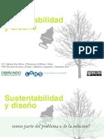 sustentabilidad y diseño