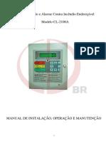 Manual Cl2100a
