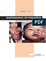 monografia QUEMADURAS