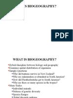 Herp Biogeography