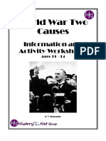 04 CW Causes of World War II Packet
