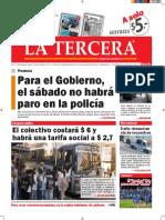 Diario La Tercera 01.04.2016