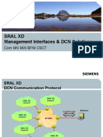 Sral Xd Nv & Dcn Guide Lines