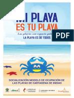 Cartilla Playa