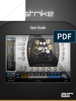 AIR Music Tech - Strike v2 - User Guide