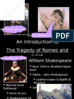 intro shakespeare- history power point
