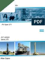 Curso de Operación PV 270 Series
