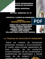 Expo Unidad 4 logistica y cadena de suministro