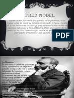 Alfred Nobel(Ensayo)